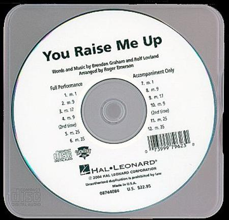 You Raise Me Up - ShowTrax CD