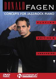 Donald Fagen - Concepts for Jazz/Rock Piano