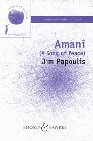 Amani (A Song of Peace)