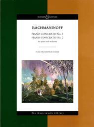 Piano Concerto No. 1 and Piano Concerto No. 2