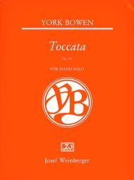 Toccata, Op. 155