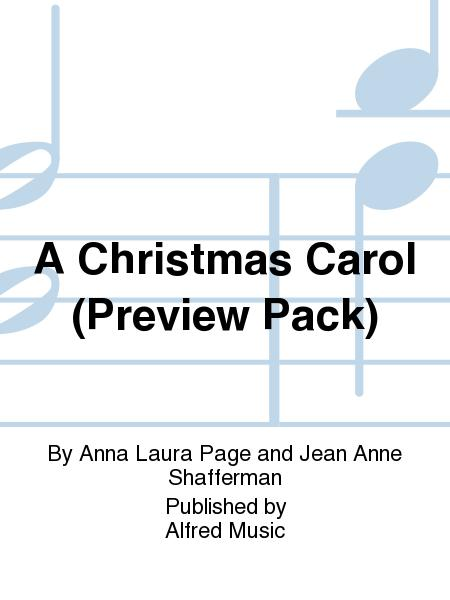 A Christmas Carol (Preview Pack)