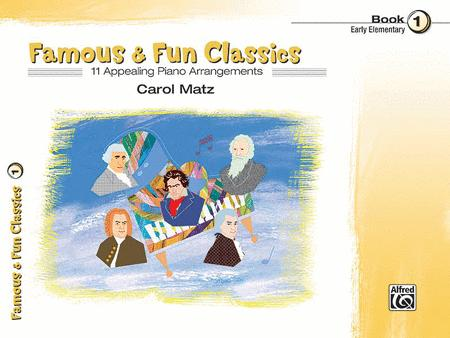 Famous & Fun Classic Themes, Book 1