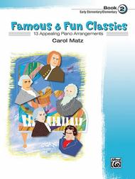 Famous & Fun Classic Themes, Book 2
