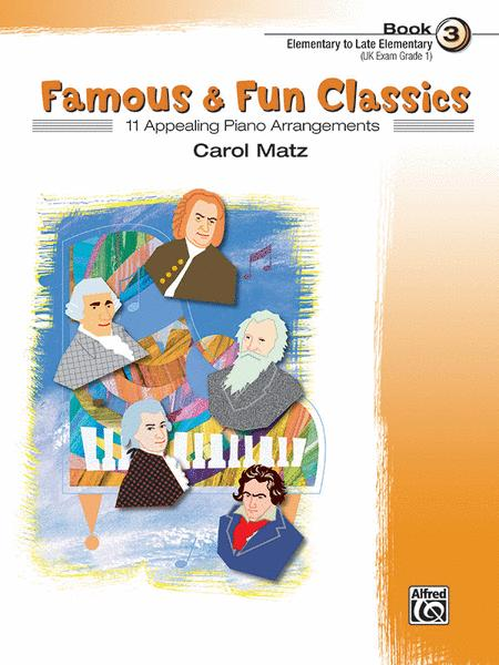 Famous & Fun Classic Themes, Book 3