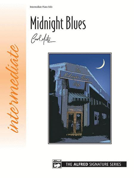 Midnight Blues (for left hand alone)