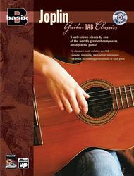 Basix Guitar TAB Classics -- Joplin