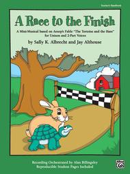 A Race to the Finish - CD Kit