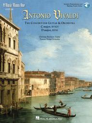 VIVALDI Two Concerti for Guitar (Lute) and Orchestra: C major, RV425 (F. V/1); D major, RV93 (F. XII/15)
