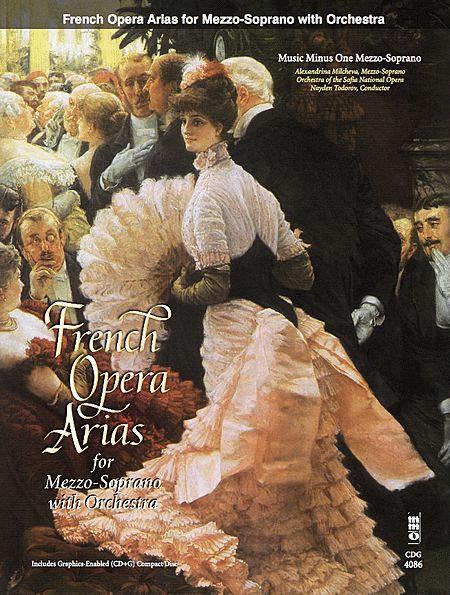 French Arias for Mezzo Soprano and Orchestra