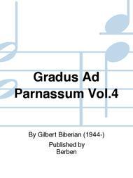 Gradus ad Parnassum Vol.4