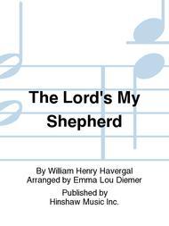 The Lord's My Shepherd - Instr.