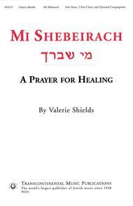 Mi Shebeirach