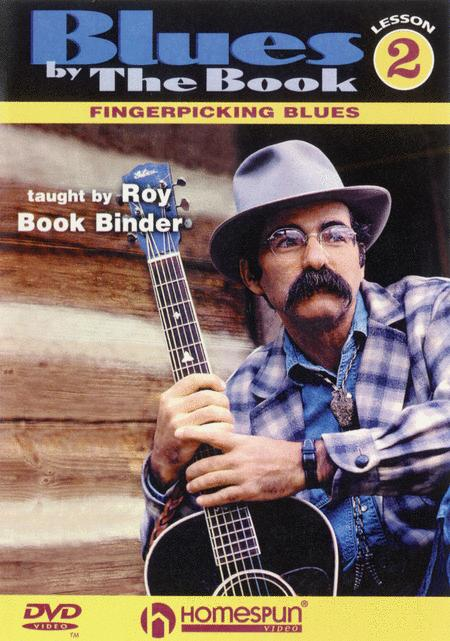 Blues by the Book for Fingerstyle Guitar