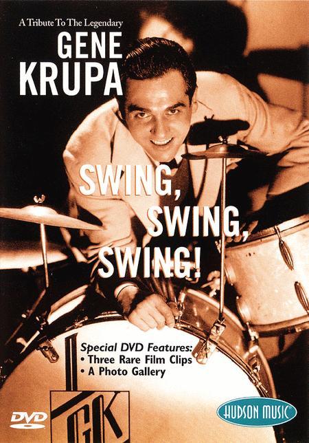 Gene Krupa - Swing, Swing, Swing!