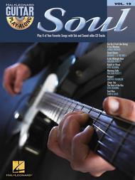 Soul - Guitar Play-Along Volume 19