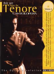 Cantolopera: Arias for Tenor - Volume 4