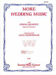 More Wedding Music