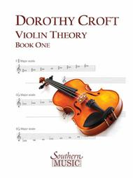 Violin Theory for Beginners, Book 1