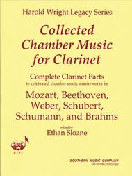 Collected Chamber Music for Clarinet