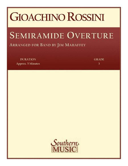 Semiramide Overture