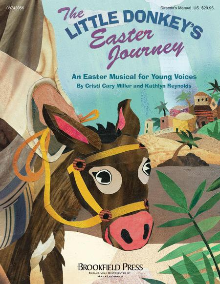 The Little Donkey's Easter Journey