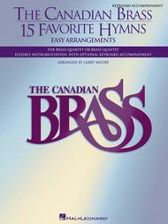 The Canadian Brass - 15 Favorite Hymns - Keyboard Accompaniment