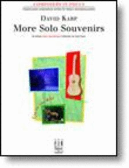 More Solo Souvenirs