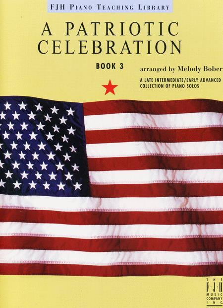 A Patriotic Celebration, Book 3 (NFMC)