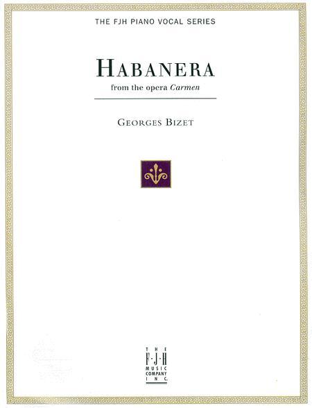 Habanera from the Opera Carmen