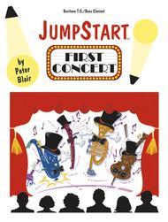 JumpStart First Concert Bari TC/Bass Clarinet
