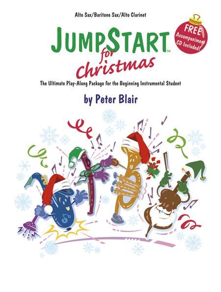 JumpStart for Christmas - Alto Sax/Bari Sax/Alto Clarinet
