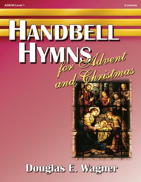 handbell hymns for advent and christmas sheet music by. Black Bedroom Furniture Sets. Home Design Ideas