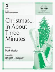 Christmas In About Three Minutes.Christmas In About Three Minutes Sheet Music By Mark