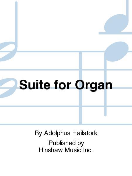 Suite For Organ