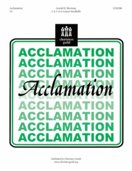 Acclamation