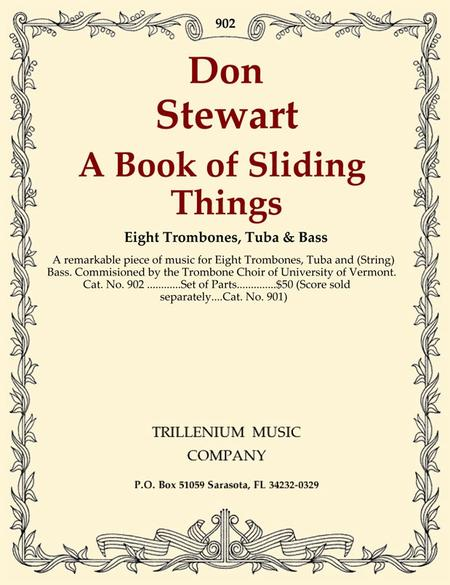 A Book of Sliding Things