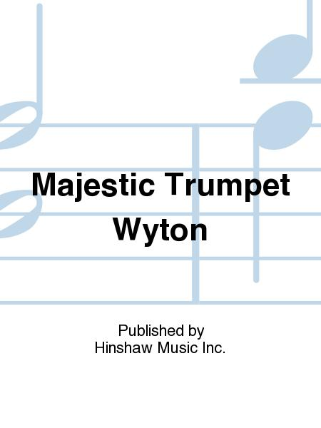 Majestic Trumpet for Organ