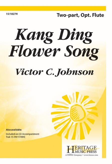 Kang Ding Flower Song
