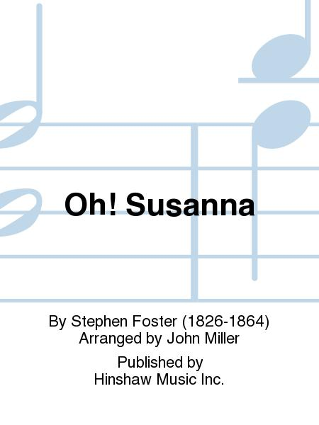 Oh! Susanna