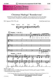 Christmas Madrigal Roundezvous