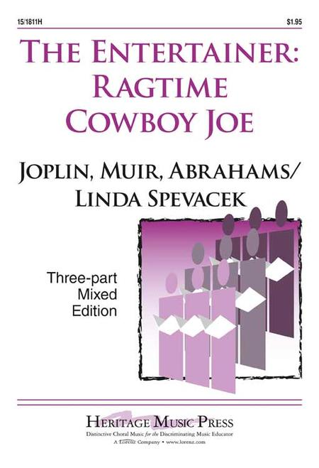 The Entertainer Ragtime Cowboy Joe