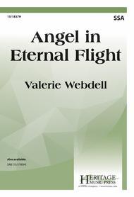 Angel in Eternal Flight