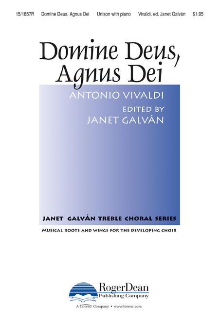 Domine Deus, Agnus Dei