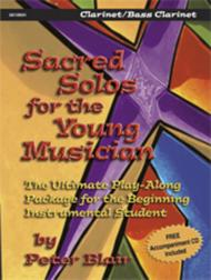 Sacred Solos for the Young Musician: Clarinet/Bass Clarinet