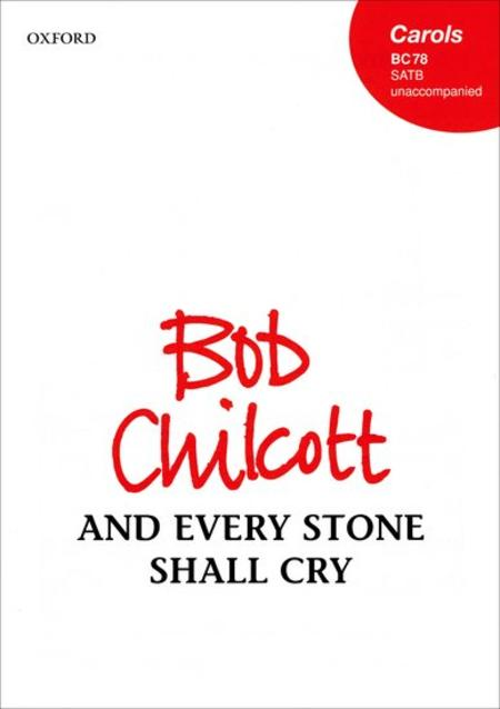 And every stone shall cry