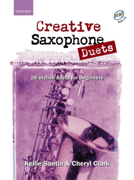 Creative Saxophone Duets (book and CD)