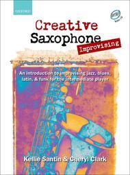 Creative Saxophone Improvising (book and CD)