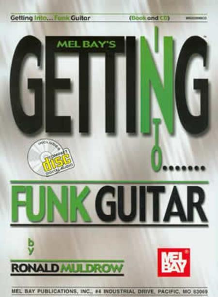 Getting into Funk Guitar
