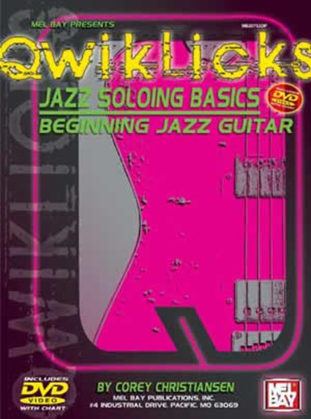 Jazz Soloing Basics